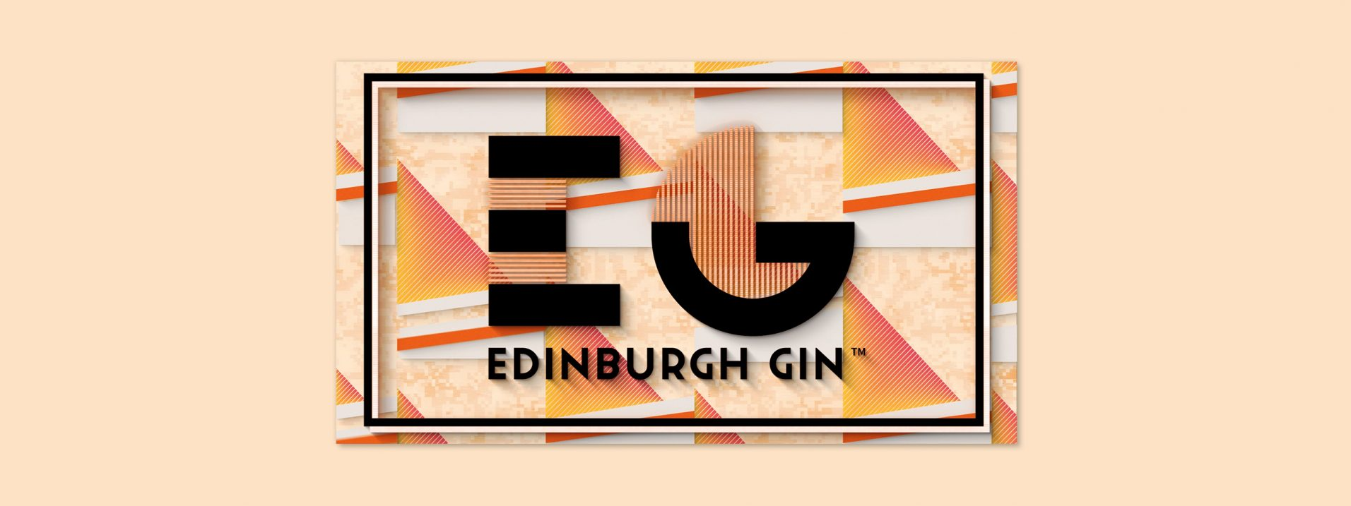 Edinburgh Gin Festival Cocktail Menu menu designed by Dephined