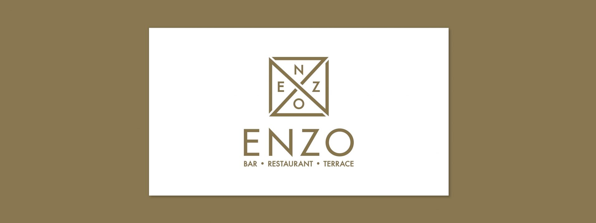 motion design for Enzo designed by Dephined
