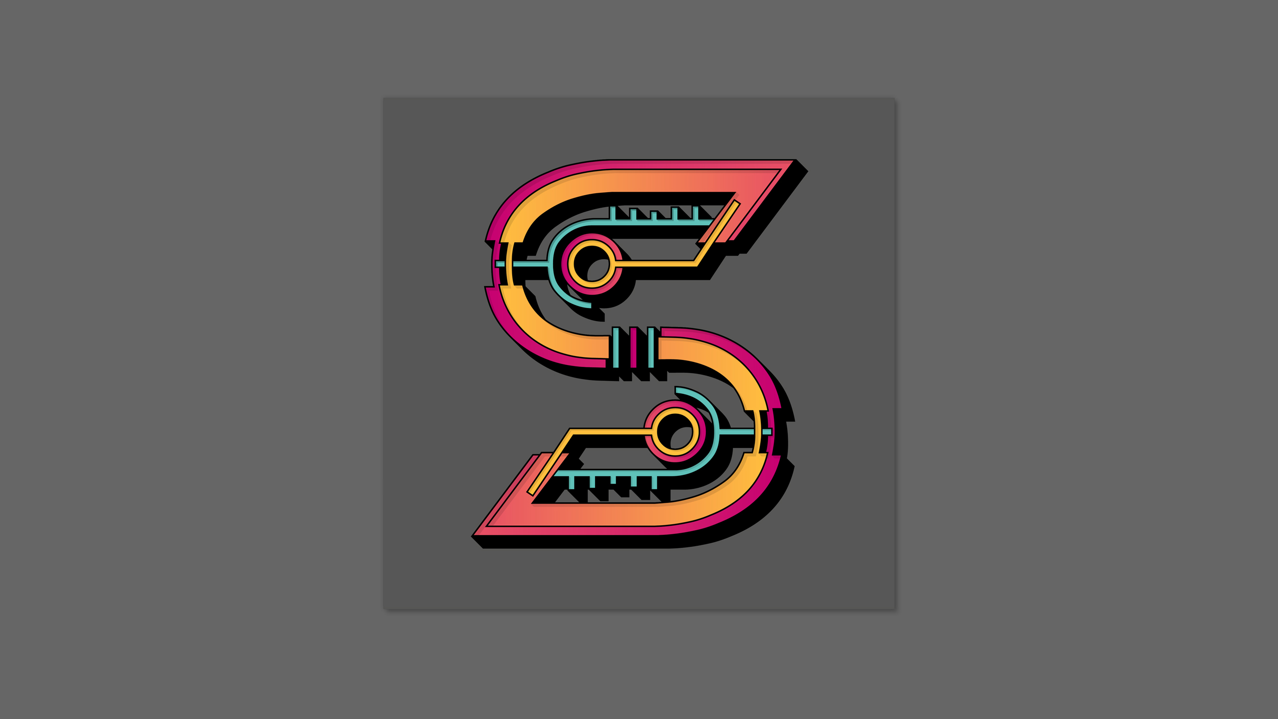 Syndicate logo designed by Dephined