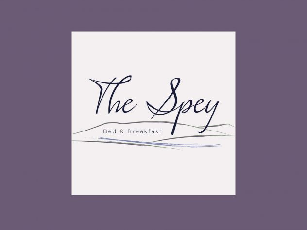 The Spey — Bed & Breakfast logo design