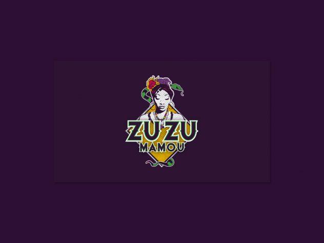 Zu Zu Mamou intro motion designed by Dephined
